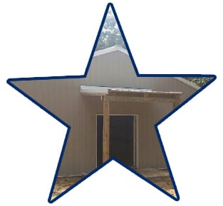 commercial storage options with 5 starr metal builders of texas