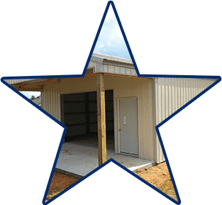 barn builders of texas by 5 starr metal builders