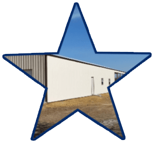5 starr metal builders provides residential construction over 100 miles around waskom texas